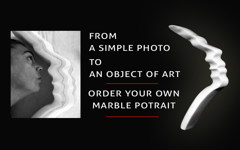 Marble Potraits